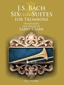 Six Cello Suites For Trombone - laflutedepan.com
