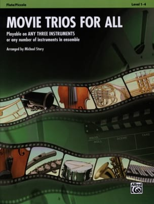 Movie trios for all - Sheet Music - di-arezzo.co.uk