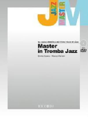 Emilio et Mariani Maro Soana - Master in tromba jazz - Sheet Music - di-arezzo.co.uk