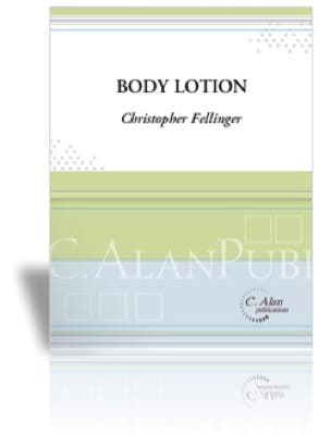 Body Lotion Christopher Fellinger Partition laflutedepan