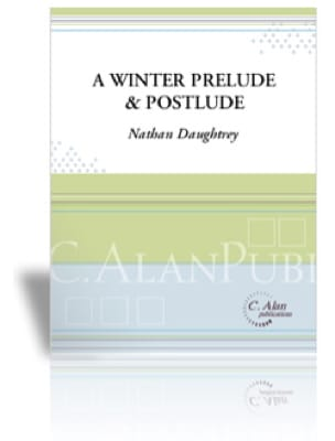 A Winter Prelude & Postlude Traditionnel Partition laflutedepan