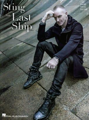 Sting - The Last Ship - Partition - di-arezzo.co.uk