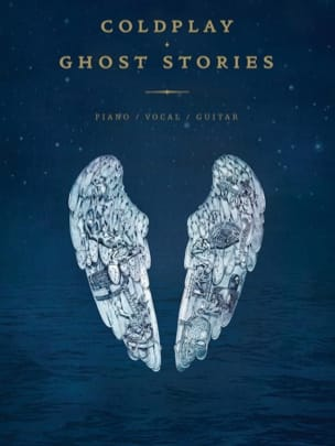 Ghost Stories Coldplay Partition Pop / Rock - laflutedepan