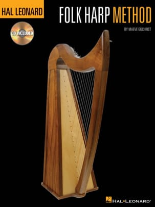 Maeve Gilchrist - Hal Leonard Folk Harp Method - Partition - di-arezzo.fr