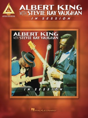 Albert King & Stevie Ray Vaughan - Albert King with Stevie Ray Vaughan - In Session - Partition - di-arezzo.fr