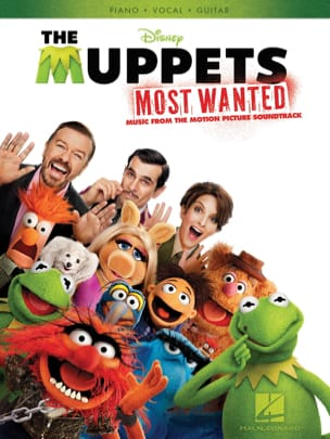- The Muppets Most Wanted - Partition - di-arezzo.fr