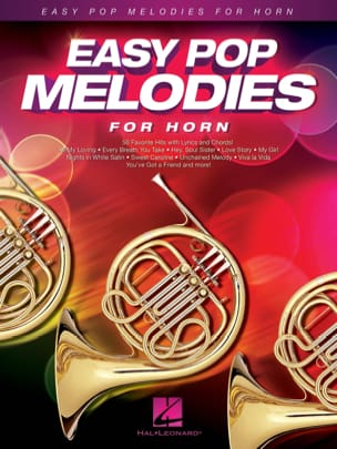 - Easy Pop Melodies for Horn - Partition - di-arezzo.fr