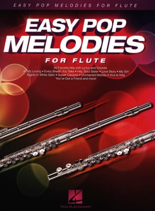 - Easy Pop Melodies for Flute - Sheet Music - di-arezzo.co.uk