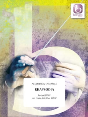 Finn Robert - Rhapsodia - Sheet Music - di-arezzo.co.uk