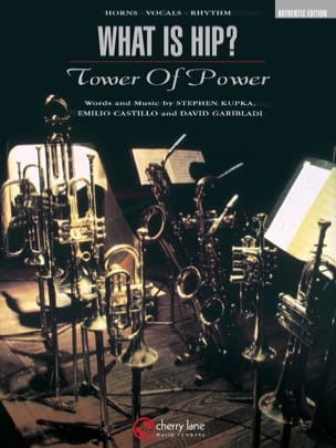 Tower of Power - What Is Hip? - Partition - di-arezzo.fr