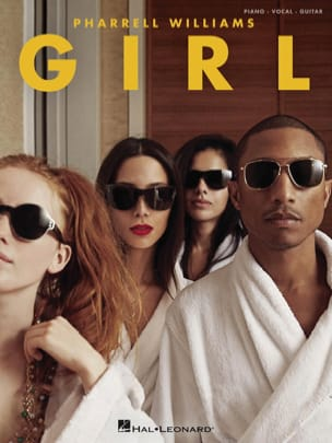 Girl Pharrell Williams Partition Pop / Rock - laflutedepan