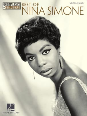 Nina Simone - Best Of - Original Keys for Singers - Sheet Music - di-arezzo.com