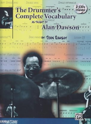 Drummer's Complete Vocabulary John Ramsey Partition laflutedepan