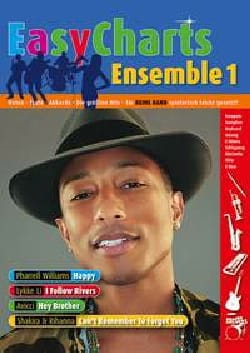Easy Charts Ensemble - Volume 1 - Sheet Music - di-arezzo.co.uk