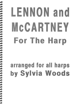 BEATLES - Lennon and McCartney for the Harp - Partition - di-arezzo.fr