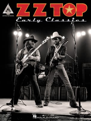 ZZ Top - Early Classics - Partition - di-arezzo.fr