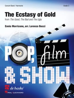 Ennio Morricone - The Ecstasy of Gold - Partition - di-arezzo.fr