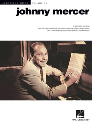 Jazz Piano Solos Series Volume 32 - Johnny Mercer laflutedepan
