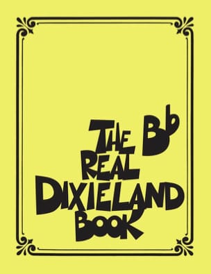 - The Real Dixieland Book - Bb - Sheet Music - di-arezzo.co.uk