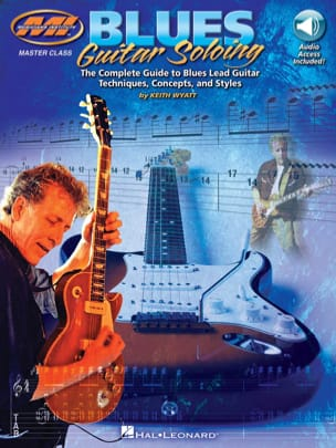 Keith Wyatt - Blues Guitar Soloing - Sheet Music - di-arezzo.com