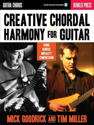 Creative Chordal Harmony For Guitar laflutedepan
