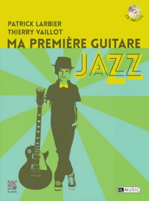 Ma Première Guitare Jazz - laflutedepan.com