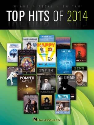 - Top Hits of 2014 - Sheet Music - di-arezzo.com