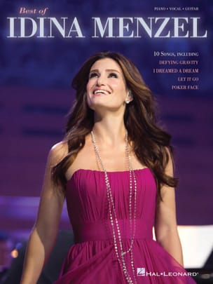 Idina Menzel - Best Of - Sheet Music - di-arezzo.co.uk