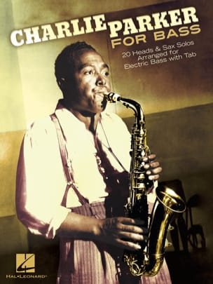 Charlie Parker - Charlie Parker for Bass - Sheet Music - di-arezzo.com