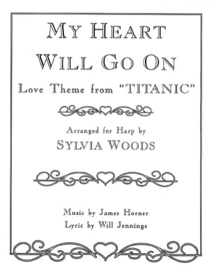 James Horner - my heart Will Go On - Sheet Music - di-arezzo.com
