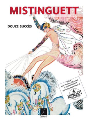 - Mistinguett - Douze succès - Sheet Music - di-arezzo.co.uk
