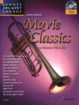 Movie Classics - Partition - Trompette - laflutedepan.com