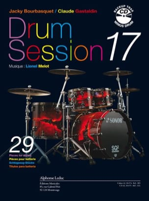 Jacky - Gastaldin Claude Bourbasquet - Drum Session 17 - Partition - di-arezzo.fr