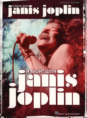 A Night with Janis Joplin - Janis Joplin - laflutedepan.com