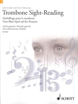 John Kember - Trombone Sight-Reading - Partition - di-arezzo.fr
