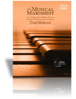 Tom Morgan - El marimbo musical - Partitura - di-arezzo.es