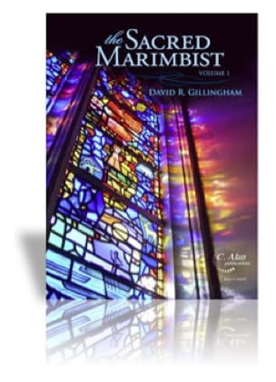 The Sacred Marimbist Volume 1 Partition Marimba - laflutedepan