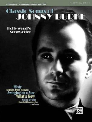 Johnny Burke - Classic Songs of Johnny Burke - Sheet Music - di-arezzo.co.uk