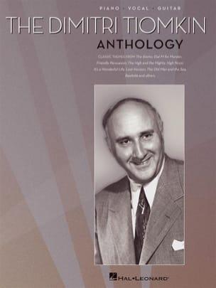 Dimitri Tiomkin - The Dimitri Tiomkin Anthology - Sheet Music - di-arezzo.co.uk
