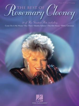 Rosemary Clooney - Lo mejor de Rosemary Clooney - Partitura - di-arezzo.es