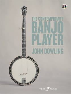 John Dowling - The Contemporary Banjo Player - Partition - di-arezzo.fr
