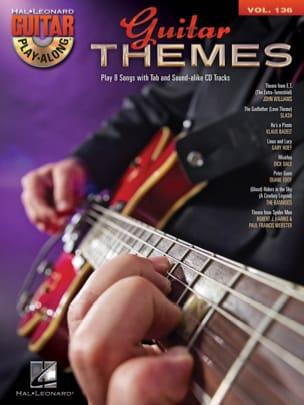Guitar Play-Along Volume 136 - Guitar Themes - laflutedepan.com