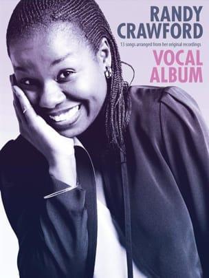 Randy Crawford - Vocal Album - Sheet Music - di-arezzo.co.uk