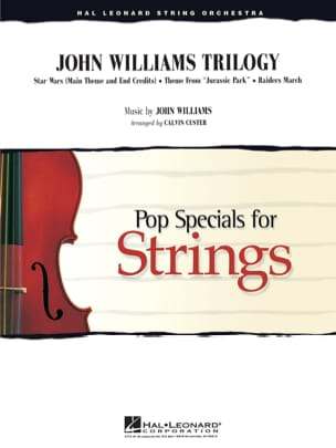 John Williams Trilogy - Pop Specials for Strings - laflutedepan.com