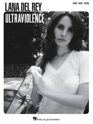 Del Rey Lana - Ultraviolence - Sheet Music - di-arezzo.co.uk