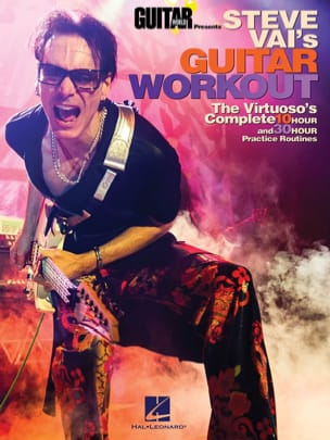 Steve Vai - Guitar World Presents - Entrenamiento de guitarra de Steve Vai - Partitura - di-arezzo.es