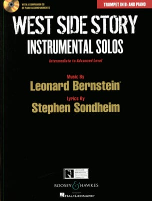 Leonard Bernstein - West side story - Instrumental solos - Partition - di-arezzo.fr
