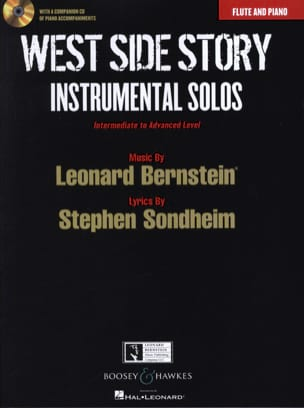Leonard Bernstein - West side story - Instrumental solos - Partition - di-arezzo.ch