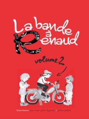 La Bande à Renaud - Volume 2 RENAUD Partition laflutedepan