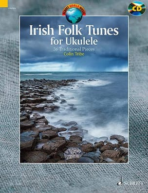 Irish Folk Tunes For Ukulélé Partition Guitare - laflutedepan